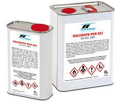 Tanica-solvente